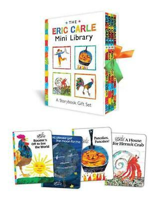 The Eric Carle Mini Library: A Storybook Gift Set by Eric Carle Boxed Set Book (