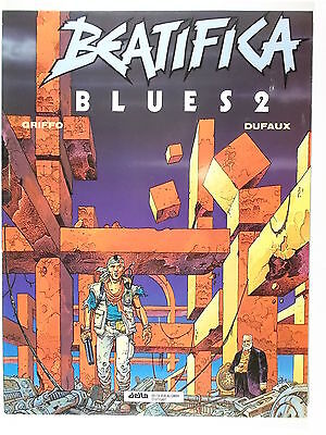 BEATIFICA BLUES # 2 ( Delta  , Softcover , 1.Auflage )