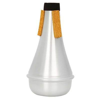 New Lightweight Practice Trumpet Straight Mute Aluminum for Trumpets
