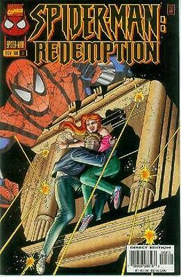 Spiderman: Redemption # 3 (of 4) (Mike Zeck) (USA, 1996)