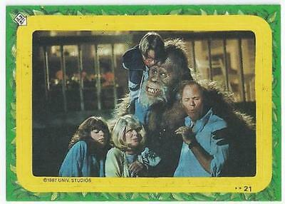 Harry And The Hendersons - Sticker 21