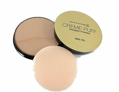 MAX FACTOR creme puff pressed powder (POWDER) 21g choose shade
