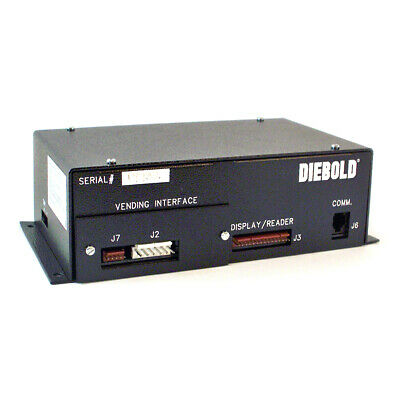 Diebold Vending Machine Credit Card Reader Module D500MDB