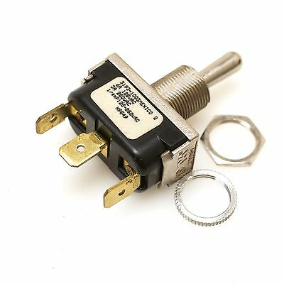 McGill 3193-1003 (On)-Off-On Momentary/Maintained 3-position Toggle Switch