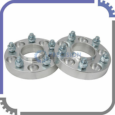 "25mm (1"") Hubcentric 5x100 Wheel Spacers - Toyota Celica Corolla Scion xD tC"
