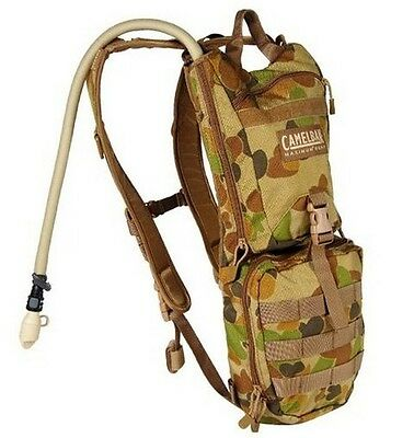 Camelbak AMBUSH Auscam Military Hydration Pack - 3L WaterBeast Reservoir