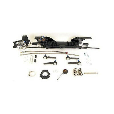 Unisteer 1967-70 Ford Mustang Power Rack & Pinion Kit Bolt On IN STOCK FAST SHIP