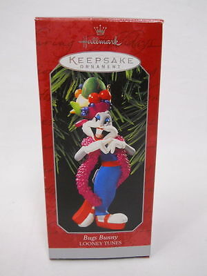 Hallmark Keepsake Christmas Ornament Looney Tunes Bugs Bunny