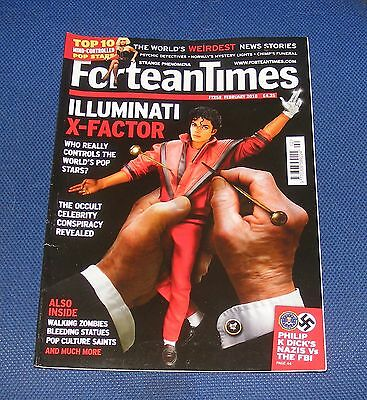 Fortean Times Ft258 February 2010 - Illuminati X-Factor