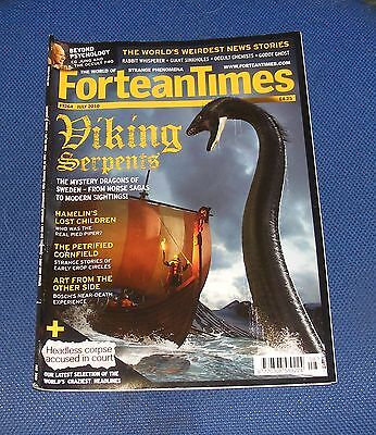 Fortean Times Ft264 July 2010 - Viking Serpents/hamelin's Lost Children