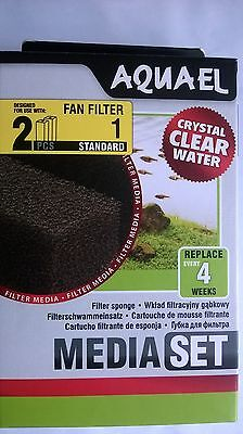 Aquael Filter Foam Sponge For Fan 1 Plus 5905546198240