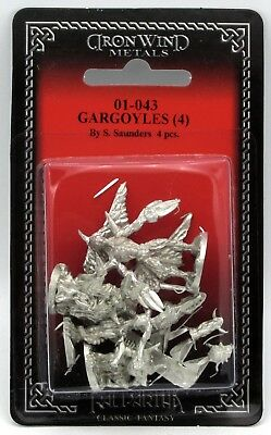 RAL PARTHA RP-362 Demon with Sword (Supernaturals) Chaos