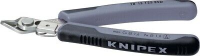 Knipex 78 13 125 ESD Electronic Super Knips® ESD 125mm