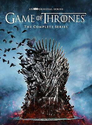 GAME OF THRONES 1 (2011)  SONG of FIRE and ICE - TV Season Series  R2 DVD not US