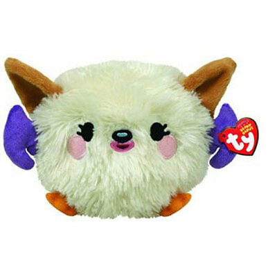 TY Beanie Baby - SQUIDGE the Furry Heebee (Moshi Monster Moshling - UK Excl)