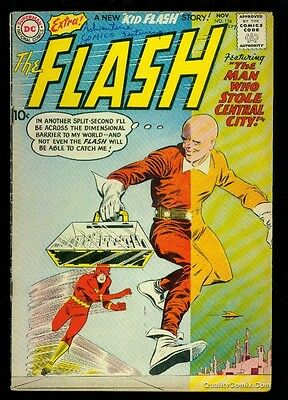 Flash #116 VG+ 4.5    DC Comics