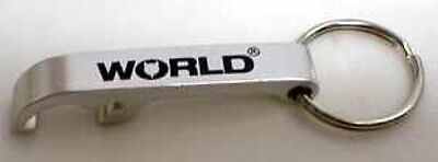 WORLD INDUSTRIES skateboard bottle opener/keychain ~NEW old stock MINT cond.~!