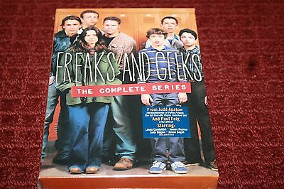Freaks and Geeks - The Complete Series (DVD, 2004, 6-Disc Set) *Brand New Sealed