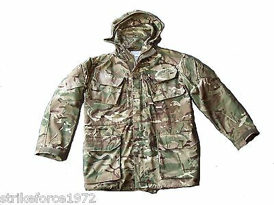 NEW - 2013 Latest Issue PCS Windproof Hooded MTP Combat Smock - Size 200/112
