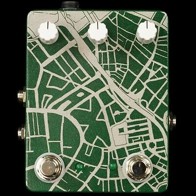 New Dwarfcraft Devices Hax Boutique Ring Modulator Pedal - Authorized Dlr