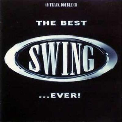 Various Artists : The Best Swing ... Ever! CD Expertly Refurbished Product