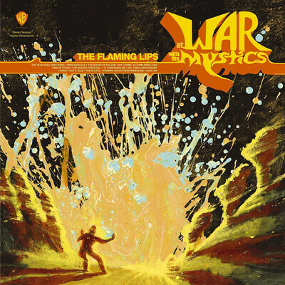 The Flaming Lips : At War With the Mystics CD (2006)