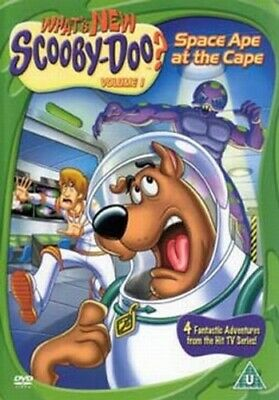 Scooby-Doo - What's New Scooby-Doo?: Volume 1 - Space Ape at... DVD (2004)
