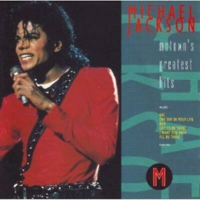 Jackson Michael : Motowns Greatest Hits CD Incredible Value and Free Shipping!