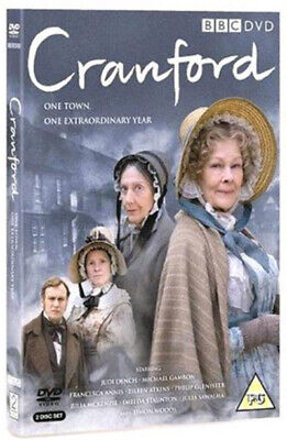 Cranford: The Complete Series DVD (2008) Judi Dench