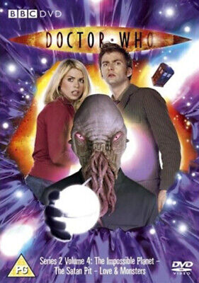 Doctor Who - The New Series: 2 - Volume 4 DVD (2006) David Tennant