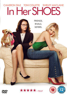 In Her Shoes DVD (2006) Cameron Diaz, Hanson (DIR) cert 12 Fast and FREE P & P
