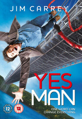 Yes Man DVD (2009) Jim Carrey, Reed (DIR) cert 12 Expertly Refurbished Product
