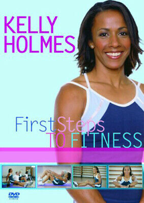 Kelly Holmes: First Steps to Fitness DVD (2005) Kelly Holmes