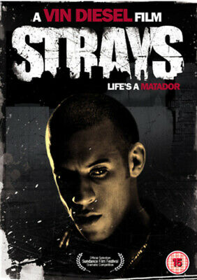 Strays DVD (2008) Vin Diesel cert 15 Highly Rated eBay Seller, Great Prices