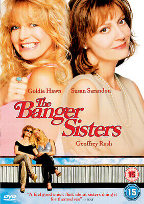 The Banger Sisters DVD (2003) Goldie Hawn, Dolman (DIR) cert 15 Amazing Value