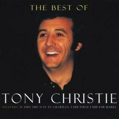 Tony Christie : The Best Of Tony Christie CD (1995) Expertly Refurbished Product