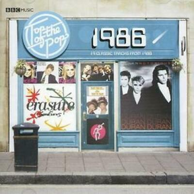 Various Artists : Top of the Pops 1986 CD (2008)