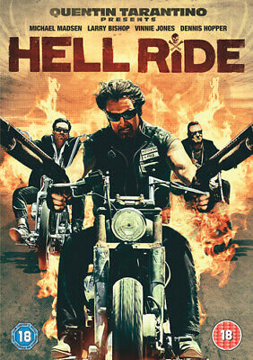 Hell Ride DVD (2009) Larry Bishop cert 18 Highly Rated eBay Seller, Great Prices