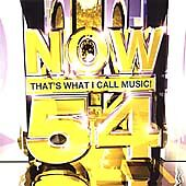 Various Artists : Now Thats What I Call Music! Vol 54 CD