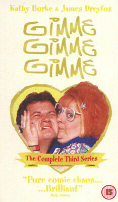 Gimme Gimme Gimme: The Complete Series 3 DVD (2002) Kathy Burke