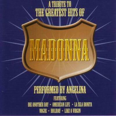 A Tribute to the Greatest Hits of Madonna CD (2005)
