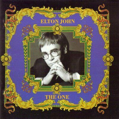 Elton John : The One CD Value Guaranteed from eBay's biggest seller!