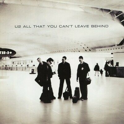 U2 : All That You Cant Leave Behind CD