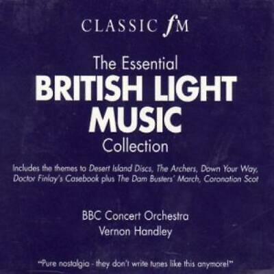 The Essential British Light Music Collection CD (1997) FREE Shipping, Save £s