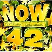 Various Artists : Now Thats What I Call Music! Vol. 42 CD FREE Shipping, Save £s