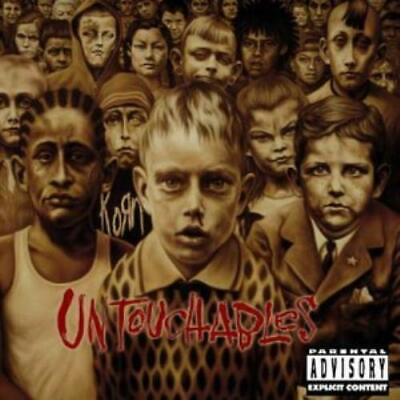 Korn : Untouchables CD Value Guaranteed from eBay's biggest seller!