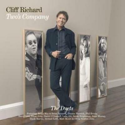 Cliff Richard : Two's Company - The Duets CD (2006)