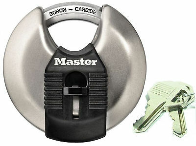 Lock From Master M40KA Keyed Alike Round $25 OR MORE FREE SHIPPING!! Sealed