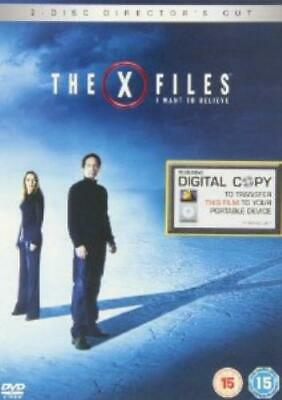 X Files I Want To Believe Play D/c [DVD] DVD