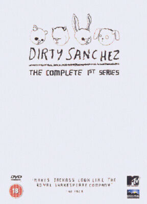 Dirty Sanchez: The Complete Series 1 - Front End and Rear End DVD (2004)